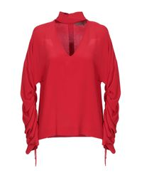 Blusa di Space Style Concept in Red