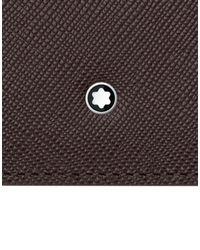 Montblanc - Brown Wallet for Men - Lyst