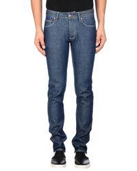 Pantalones vaqueros Armani Jeans de hombre de color Blue