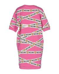 Pijama Moschino de color Pink