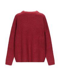 Pullover di Naf Naf in Red