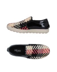 Liu Jo - Black Low-tops & Sneakers - Lyst