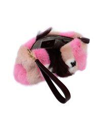 Anya Hindmarch Pink Handtaschen