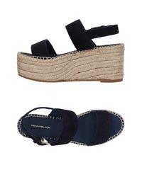 Pennyblack Blue Sandals