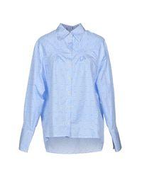 Camicia di Thierry Colson in Blue