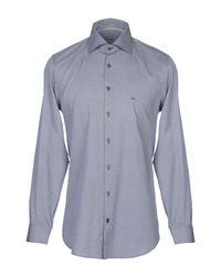 Michael Kors Blue Shirt for men