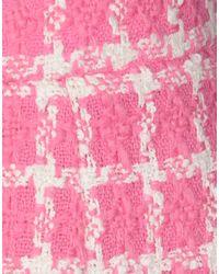 Gonna ginocchio di Valentino in Pink