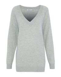 Pullover Alexander Wang de color Gray