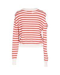 Pullover Erika Cavallini Semi Couture de color Red