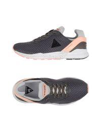 Le Coq Sportif - Black Low-tops & Sneakers - Lyst