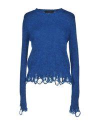 Pullover di Marco Bologna in Blue