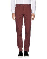PT01 Multicolor Casual Pants for men