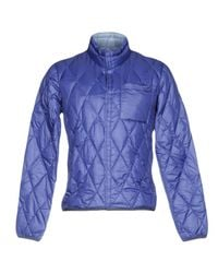 BPD Be Proud Of This Dress Blue Down Jacket for men