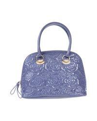 Tosca Blu Blue Handbag