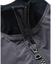 Orlebar Brown Blue Jacket for men