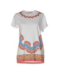 Valentino White T-shirts