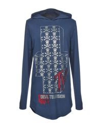 Bad Spirit Blue Sweatshirt for men