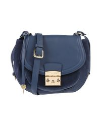 Twin Set - Blue Cross-body Bags - Lyst