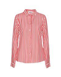 Camisa Berna de color Red
