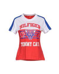 T-shirt Tommy Hilfiger en coloris White