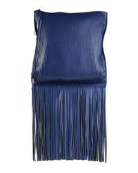 Céline Blue Handbag