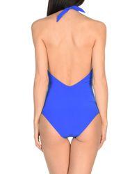 Moeva - Blue Costume - Lyst