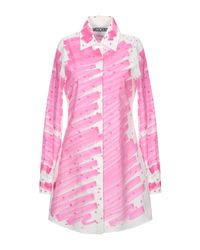 Moschino Pink Hemd