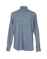 Alea Blue Shirt for men