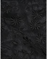 Needle & Thread Black Suit Jacket