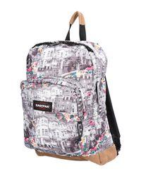 Eastpak Gray Backpacks & Bum Bags for men
