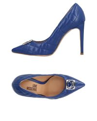 Love Moschino Blue Court