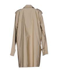 Aspesi Natural Overcoat
