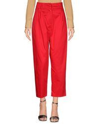 Pantalones Marc Ellis de color Red