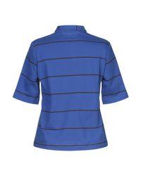 Roseanna Blue Hemd