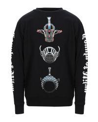 Marcelo Burlon Sweatshirt in Black für Herren