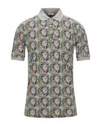 Altea Gray Polo Shirt for men