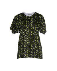 Balenciaga - Green T-shirt - Lyst