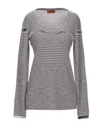 Pullover di Missoni in Gray