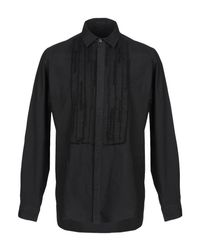 The Viridi-anne Black Shirt for men