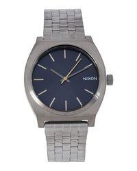 Nixon Blue Wrist Watch