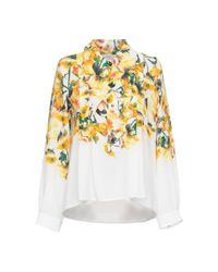 Camicia di Roseanna in Yellow