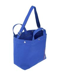 Borsa a mano di Calvin Klein in Blue