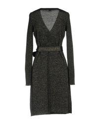 Diane von Furstenberg Blue Knee-length Dress