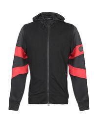 Sweat-shirt Hydrogen pour homme en coloris Black