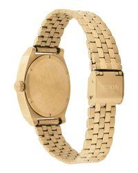 Nixon - Blue Wrist Watch - Lyst