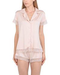 Eberjey Pink Sleepwear
