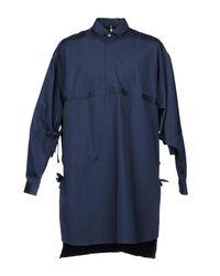OAMC Blue Shirt for men