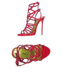 DSquared² Red Sandals