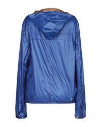 Ice Iceberg Blue Jacket