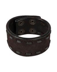 Bracelet DSquared² pour homme en coloris Black